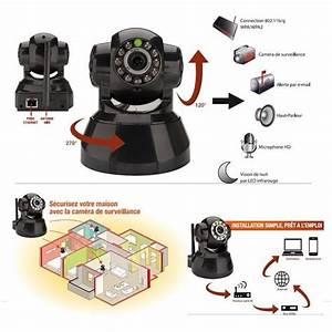 Camera De Surveillance Sans Fil : camera de surveillance camera de surveillance sans fil ~ Dailycaller-alerts.com Idées de Décoration