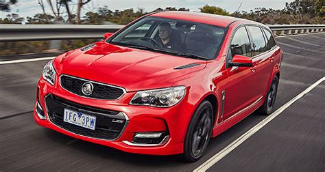 Vf Series Ii Commodore Pumps Up The