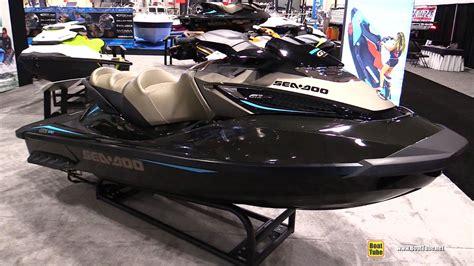 Jet Boat Vs Jet Ski by 2017 Sea Doo Gtx Limited 230 Jet Ski Walkaround 2017