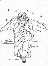 Coloring Oracle Coloringbook Acheulian Tea Queen sketch template