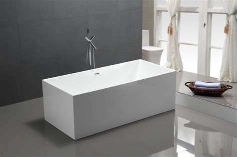 freistehende acryl badewanne freistehende badewanne comfort aus sanit 228 racryl 170x80x60cm standarmatur optional w 228 hlbar