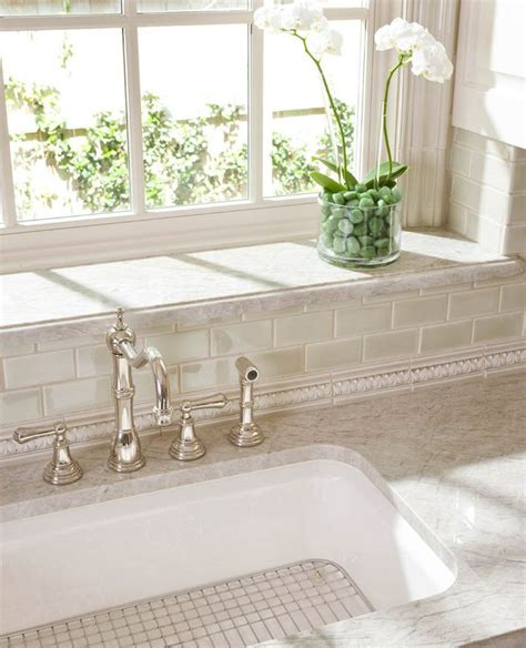 Bathroom Window Ledge by Or Tile Window Sill Tile Window Trim For