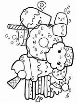 Alive Coloring Printable Doodle Candy Without Healthy Many sketch template