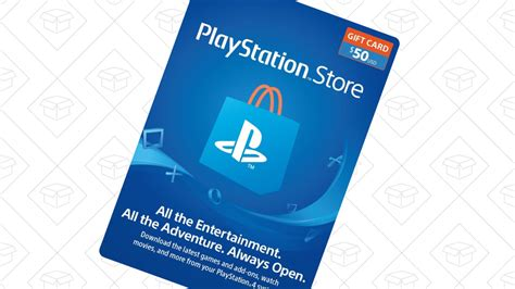 Find prepaid digital gift cards, monthly memberships, playstation plus card that can be download & more! Save $11 On This $50 PlayStation Gift Card