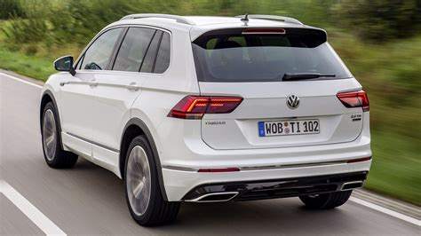 Volkswagen Tiguan Hd Picture by Volkswagen Tiguan R Line 2016 Wallpapers And Hd Images