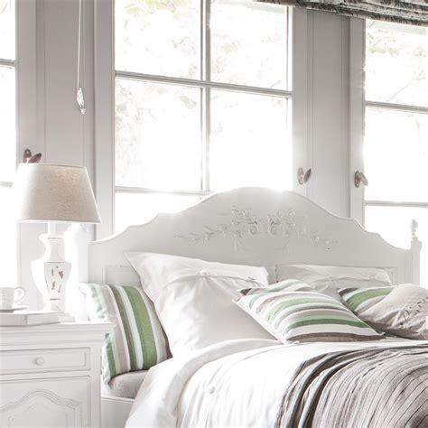Tête de lit 160 cm easy 3 coloris chêne sésame · tête de lit 160 cm. Tête de lit 160 blanche - Romance - Têtes de lit 2 personnes - Interior's