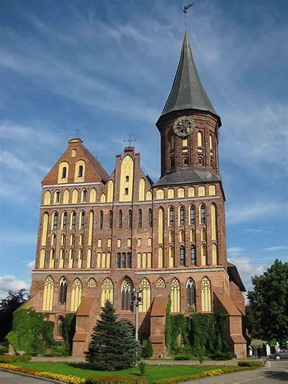 Koenigsberg Cathedral Kaliningrad