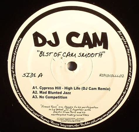 Dj Cam Best Of Cam Smooth Vinyl At Juno Records