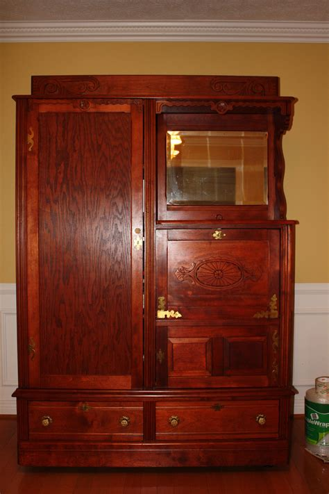 Clothing Armoire For Sale by Furniture Contemporary Storage Design With Antique