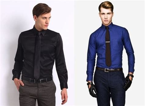 what color tie with blue shirt what color tie should you wear with a navy blue shirt quora