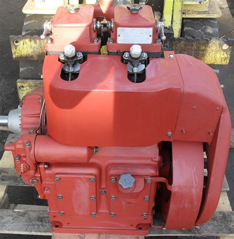 reconditioned lister diesel engines  sale
