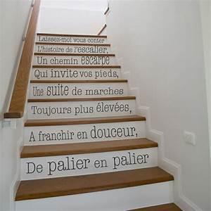 30 idees sublimes et originales pour habiller les With good peinture d une maison 7 decoration montee descaliers