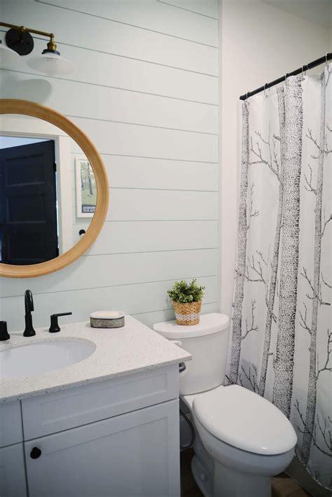 Modern Bathroom Ca by A Cottage Bathroom Redone Rambling Renovators