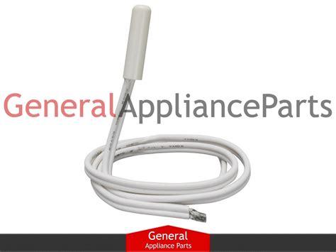 refrigerator temperature sensor thermistor fits ge hotpoint ap ps ebay