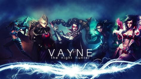 Vayne Animated Wallpaper - league of legends adc wallpaper 90 images