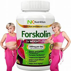 1 Pure Best Forskolin Extract   Appetite Suppressant Weight Loss Pill Fat Burner Belly Buster