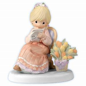 Precious Moments Love Figurine - I Love You Forever And Always