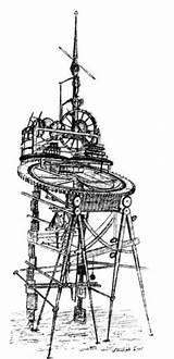 Barometer Muir sketch template