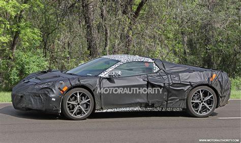 Report Midengine C8 Corvette To Get Flatcrank 600hp