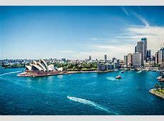 Sydney Sehenswürdigkeiten alle Highlights Urlaubsgurude
