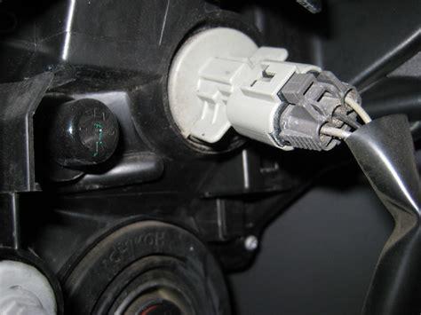nissan rogue headlight bulbs replacement guide 022