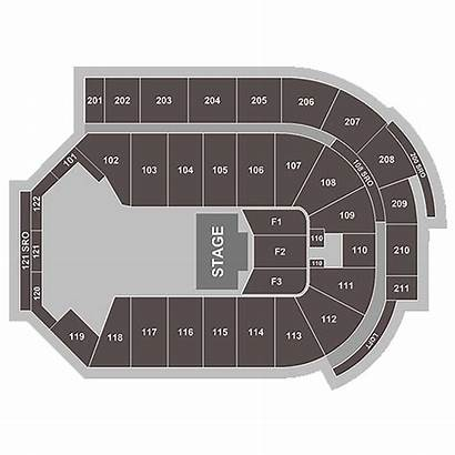 Seating Ppl Center Chart Allentown Ticketmaster Paw