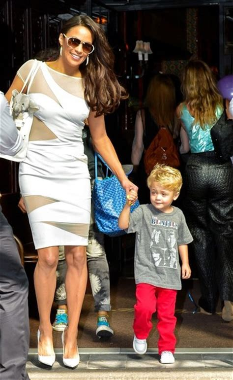 paula patton   paula patton    son