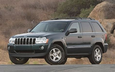 2005 Jeep Grand Cherokee  Information And Photos