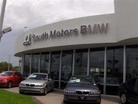 South Motors Bmw Car Dealership In Miami, Fl 33157