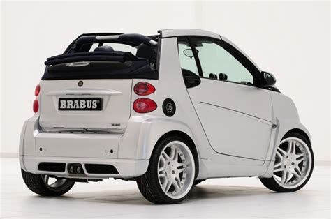 smart cabrio brabus brabus smart fortwo cabrio brabus ultimate 112 photo brabus smart fortwo cabrio ultimate 112