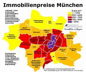 Immobilienpreise Berechnen : m nchen stadtteile karte my blog ~ Themetempest.com Abrechnung