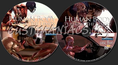 Human Body Pushing The Limits Dvd Label  Dvd Covers & Labels By Customaniacs, Id 122324 Free