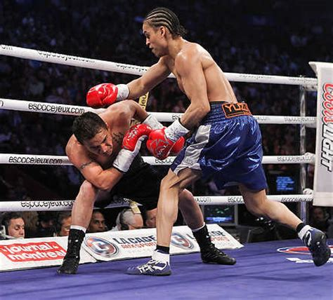 Pier Boxing by Gallery Ibf Super Middleweight Title Fight