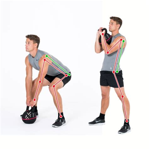 clean kettlebell turning exercises exercise triceps thighs ex hamstrings arms