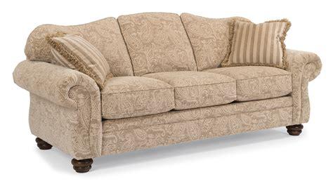 flexsteel bexley leather sofa price wyndham leather sofa 3648 31 sofas from flexsteel at