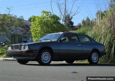 1985 maserati biturbo specs used maserati bi turbo cars for sale with pistonheads