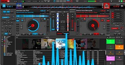 top    dj softwares  mixers