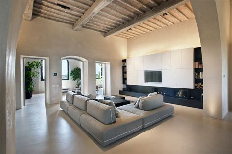 century italian villa renovation  cmt architects