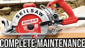 Skilsaw Mag 77 Worm Drive Circular Saw