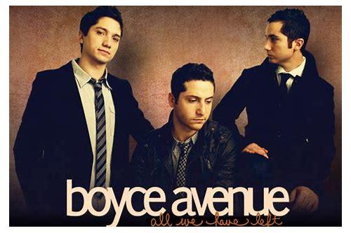 como baixar musicas de boyce avenue cover