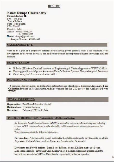 cv pattern sle template ofbeautiful curriculum vitae resume format with career objective