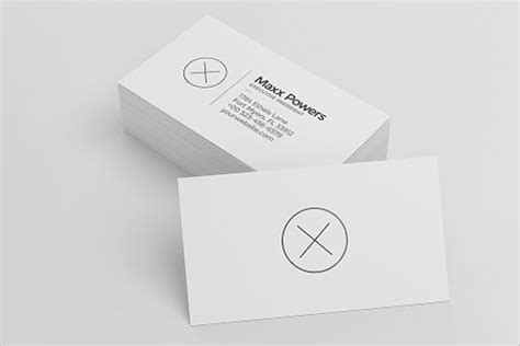 blank business card template psd 30 blank business card templates free word psd designs