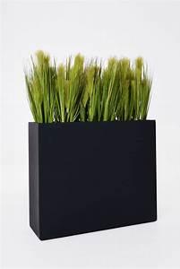 Raumteiler Auf Rollen : pflanzk bel raumteiler auf rollen aus fiberglas elemento anthrazit ~ Sanjose-hotels-ca.com Haus und Dekorationen