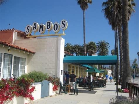 sambos  santa barbara california kid friendly