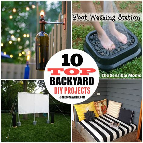 outdoor diy projects diy home projects backyard ideas the 36th avenue
