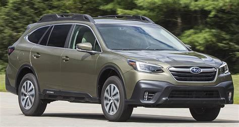 subaru outback 2020 review 2020 subaru outback review consumer reports