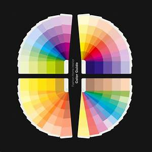 Illustration, Of, Color, Palettes, Guide, For, Fashion, Home
