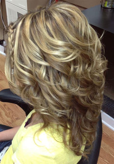 curls       pretty