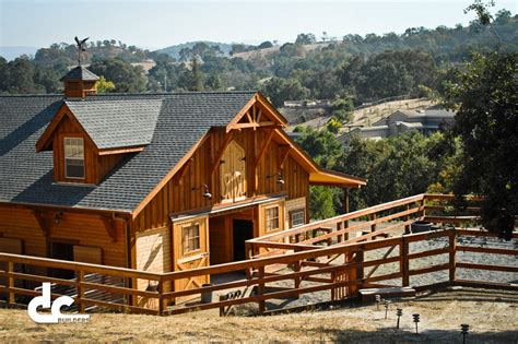 Us Barns by California Barn Barn Home Builders Dc Builders