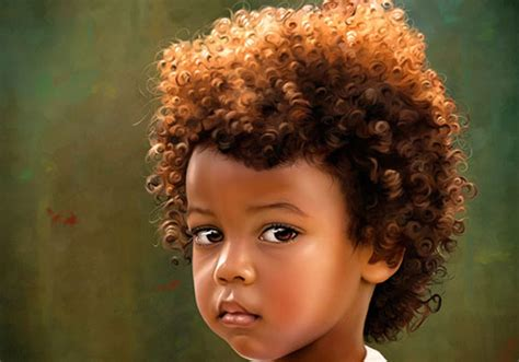 The Gallery For --> Haircuts For Toddler Boys With Curly Hair